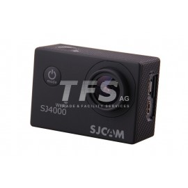 SJCAM Original SJ4000 WiFi Action Camera (Schwarz)
