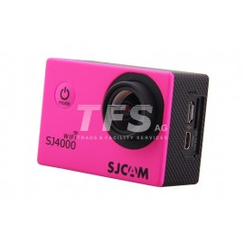 SJCAM Original SJ4000 WiFi Action Camera (Pink)