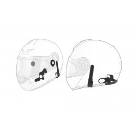 SENA 10U for Schuberth C3/C3 Pro (WITH Handlebar Remote)