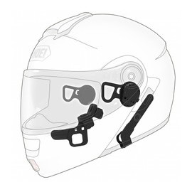 SENA 10U for Shoei Neotec (WITH Handlebar Remote)